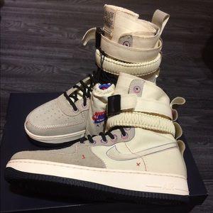 NIB Nike SF AIr Force 1